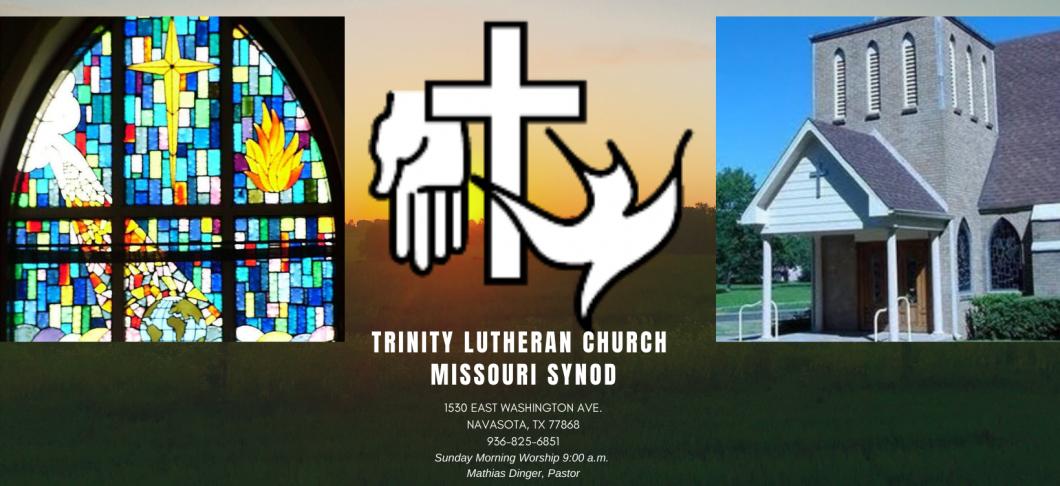 Trinity Lutheran Church - Navasota, TX
